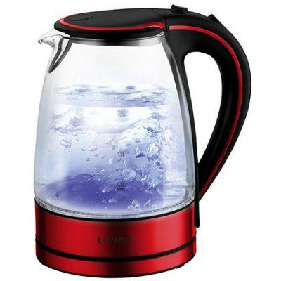 Электрический чайник Lumme LU-209 red