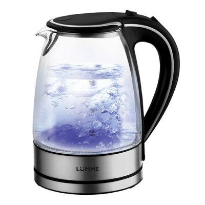 Электрический чайник Lumme LU-209 black