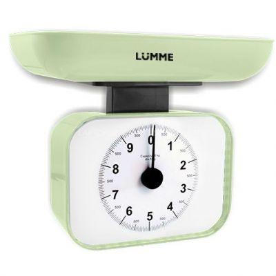 Кухонные весы Lumme LU-1321 pistachio