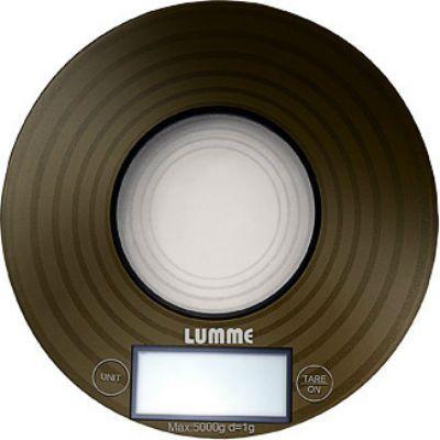 Кухонные весы Lumme LU-1317 titan circles