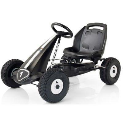Детский веломобиль Kettler Daytona (черный) T01025-0000