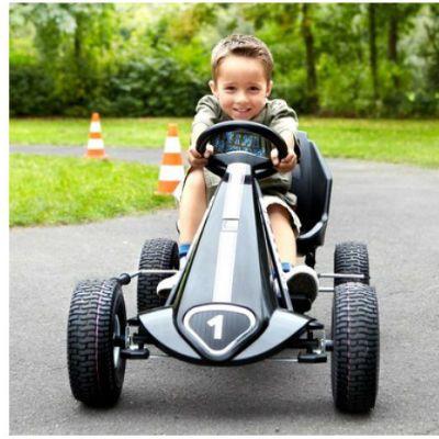 Детский веломобиль Kettler Daytona Air (черный) T01020-000