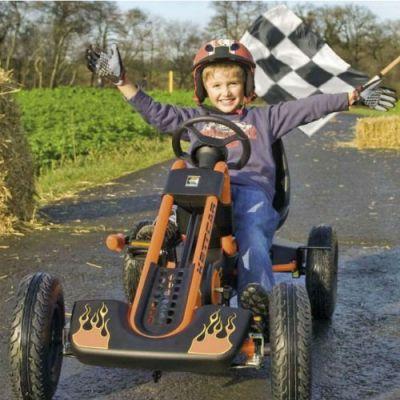 Детский веломобиль Kettler Indianapolis Air (оранжевый) 8871-000