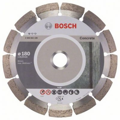���� Bosch ��������, 180_22.23_2.0, �� ������, ����������, Professional for Concrete, 2608602199