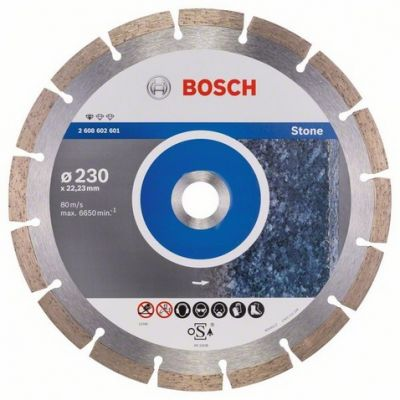 ���� Bosch ��������, 230_22.23_2.3, �� �����, �����, �����������, ����������, Professional for Stone, 2608602601
