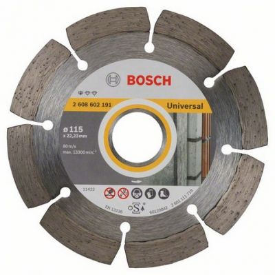 ���� Bosch ��������, 115_22.23_1.6, �������������, ����������, Professional for Universal, 2608602191