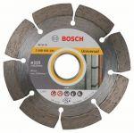 Диск Bosch алмазный, 115_22.23_1.6, универсальный, сегментный, Professional for Universal, 2608602191