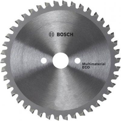 Диск Bosch пильный 250_30_2.5 z80, по дереву, Multi ECO, 2608641805