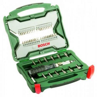 Набор Bosch отвертка с битами X-Line 54, 2607019326