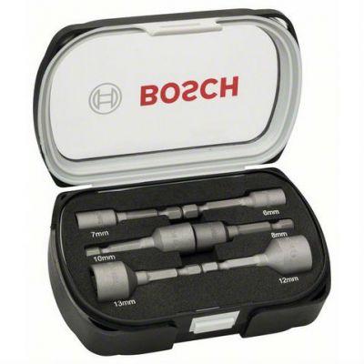 Набор Bosch ключей торцевых, 6-13 мм, 6 шт, 2608551079