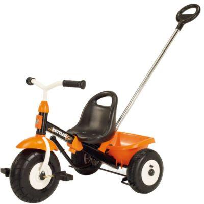Детский трехколесный велосипед Kettler Happytrike Air Rocket 8849-700