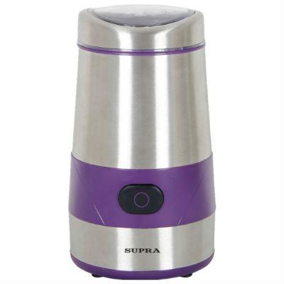 Кофемолка Supra CGS-530 (фиолетовая)