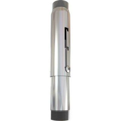 Штанга Wize Pro EA1012-S потолочная 305-366 см с кабельным каналом