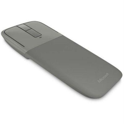 Мышь беспроводная Microsoft ARC Touch Silver Retail Bluetooth 7MP-00005