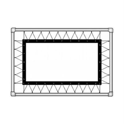 Экран Classic Solution Corvus (4:3) 632х480 (Z 610х457/3 RP-PS/S) (на люверсах)