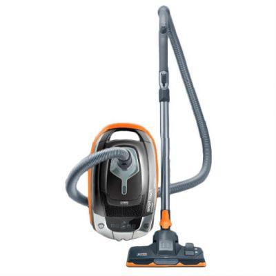 Пылесос Thomas SmartTouch Power 2000Вт черный/оранжевый 784011