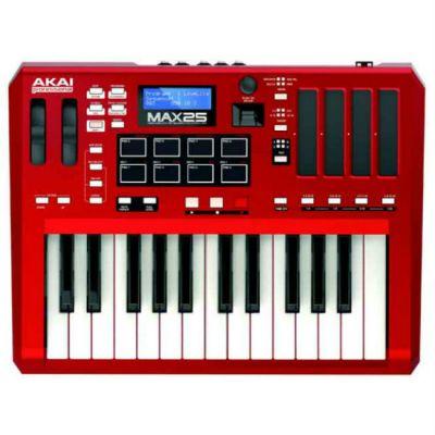 Миди-клавиатура Akai MAX25