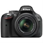 ���������� ����������� Nikon D5200 Kit 18-55 vrII Black [VBA350K007]