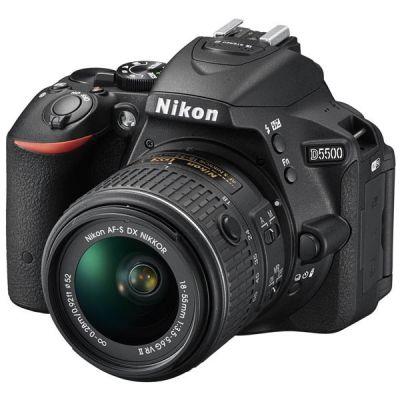 ���������� ����������� Nikon D5500 Kit 18-140 VR [VBA440K005]