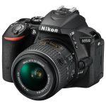 Зеркальный фотоаппарат Nikon D5500 Kit 18-105 VR VBA440KR01