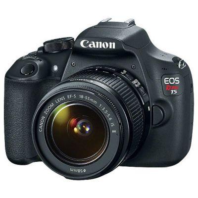 Зеркальный фотоаппарат Canon eos 1200D EF-S 18-55mm 9127B005
