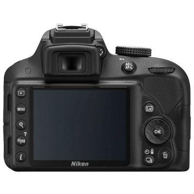 ���������� ����������� Nikon D3300 Kit 18-55 vrII Black [VBA390K001]