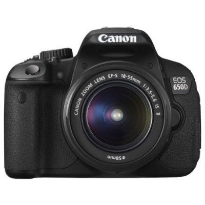 ���������� ����������� Canon eos 650D EF-S 18-55mm DC III, ������ 6559B091