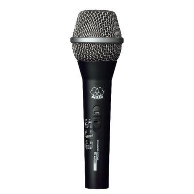 Микрофон AKG вокальный D77S XLR