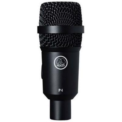 Микрофон AKG инструментальный P4