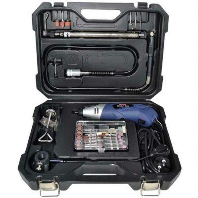 Диолд гравер МЭД-1 МФ, 170 Вт 0-35000 об/м цанга 3 мм 0.5 кг кейс+набор насадок+гибкий вал 10015010
