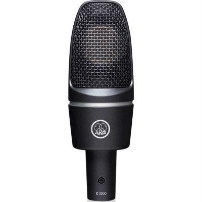 Микрофон AKG вокальный C3000-B