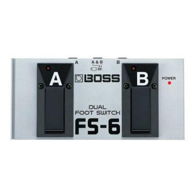 Педаль эффектов BOSS FS-6