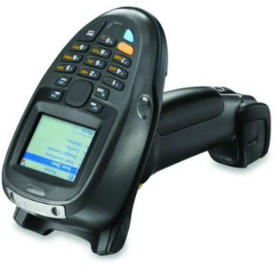 Сканер штрихкодов Motorola 802.11 Bluetooth terminal with SR Laser, CE, 320 x 240 color display, 21-key, twilight black, WW MT2090-SL0D62170WR