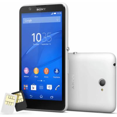 �������� Sony Xperia E4 Dual E2115White 1292-4564