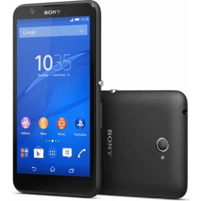 �������� Sony Xperia E4 E2105BLK 1292-4554