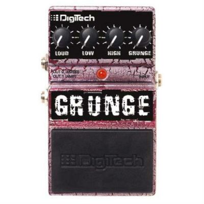 ������ �������� DigiTech GRUNGE DISTORTION