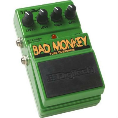 ������ �������� DigiTech BAD MONKEY
