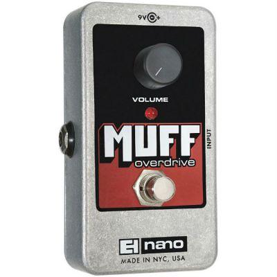 Педаль эффектов Electro-Harmonix NANO MUFF