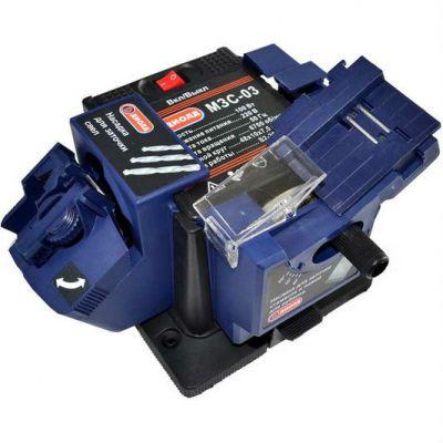 Станок Диолд для заточки сверл МЗС-0.3, стамесок, 100 Вт, 6700 об/мин, 3-10 мм, 1.65 кг 10162030