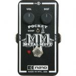 Педаль эффектов Electro-Harmonix POCKET METAL MUFF