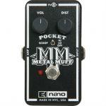 ������ �������� Electro-Harmonix POCKET METAL MUFF