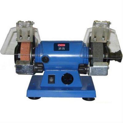 Станок Диолд точило ЭТ- 75, 120 Вт, 75 мм, 1000-9900 об/мин, 1.8 кг, + насадки