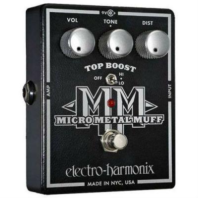 ������ �������� Electro-Harmonix MICRO METAL MUFF