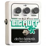 Педаль эффектов Electro-Harmonix BIG MUFF PI WITH TONE WICKER