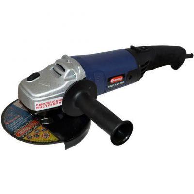 Шлифмашина Диолд МШУ-1.2-150, 1.2 Вт, 150 мм, 3000-6800 о/мин, 2.7 кг, МШУ-1.2-150
