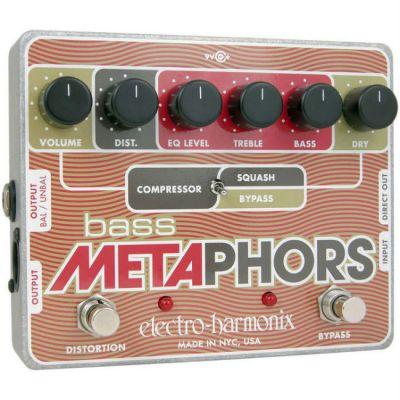 ������ �������� Electro-Harmonix BASS METAPHORS