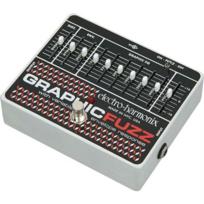 Педаль эффектов Electro-Harmonix GRAPHIC FUZZ