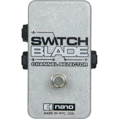 Педаль эффектов Electro-Harmonix NANO SWITCHBLADE