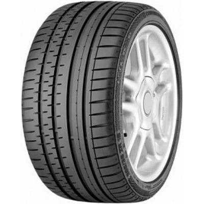 Летняя шина Continental ContiSportContact 2 205/55 R16 91w 0350988