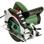 Пила Hammer CRP1300A, 1.3 кВт, 4700 о/м, диск, 185х20 мм, пропил, 63 мм, литое осн. 30395h